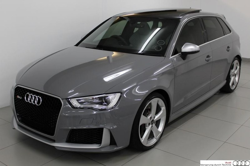 used audi rs3 sportback s tronic for sale in kwazulu natal. Black Bedroom Furniture Sets. Home Design Ideas