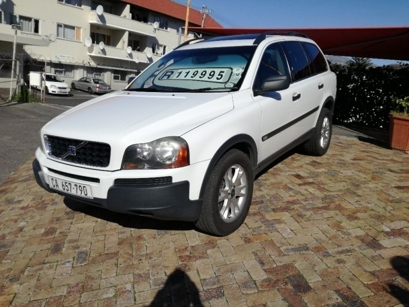 used volvo xc90 suv for sale in western cape id 2429060. Black Bedroom Furniture Sets. Home Design Ideas