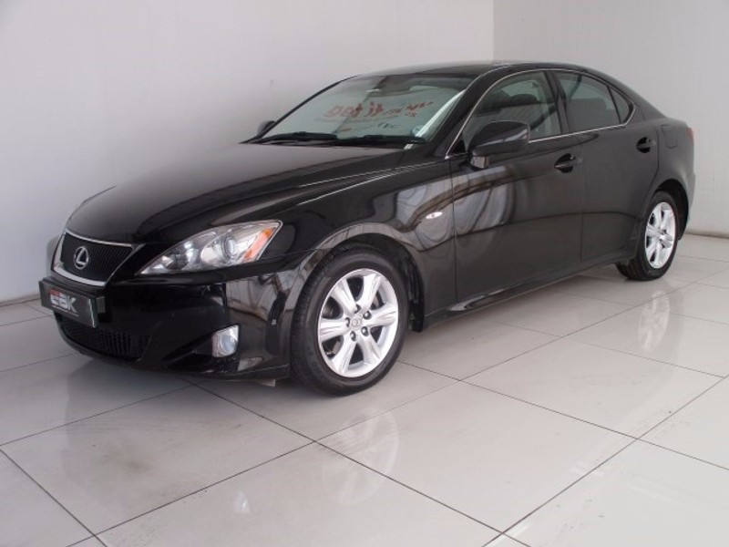 used lexus is 250 for sale in gauteng id 2429550. Black Bedroom Furniture Sets. Home Design Ideas