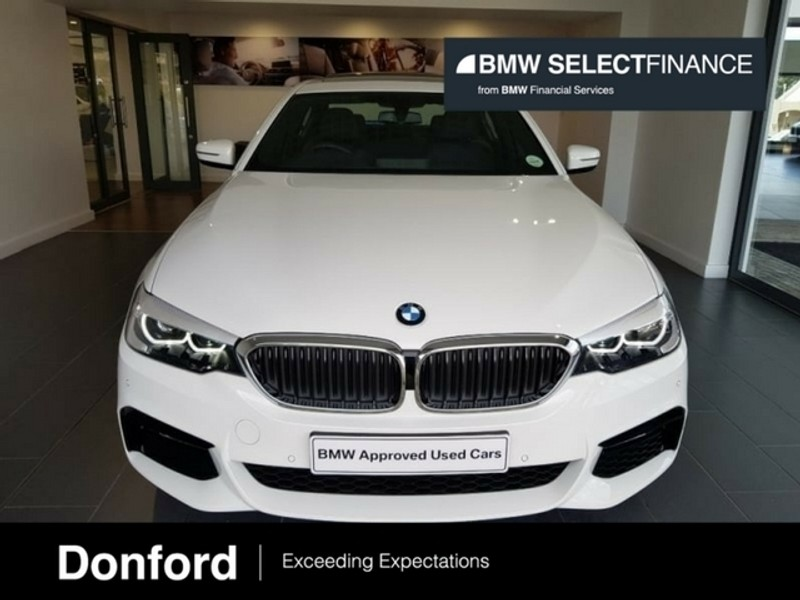 Used BMW 5 Series 520D Auto M Sport New Shape G30 for sale ...
