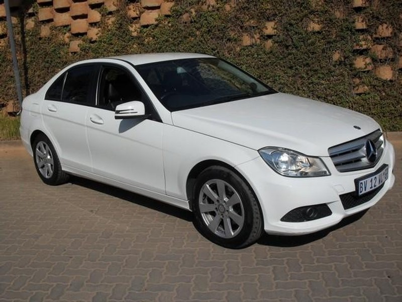 Used mercedes benz c class c180 be classic a t for sale in for Mercedes benz c class used cars for sale