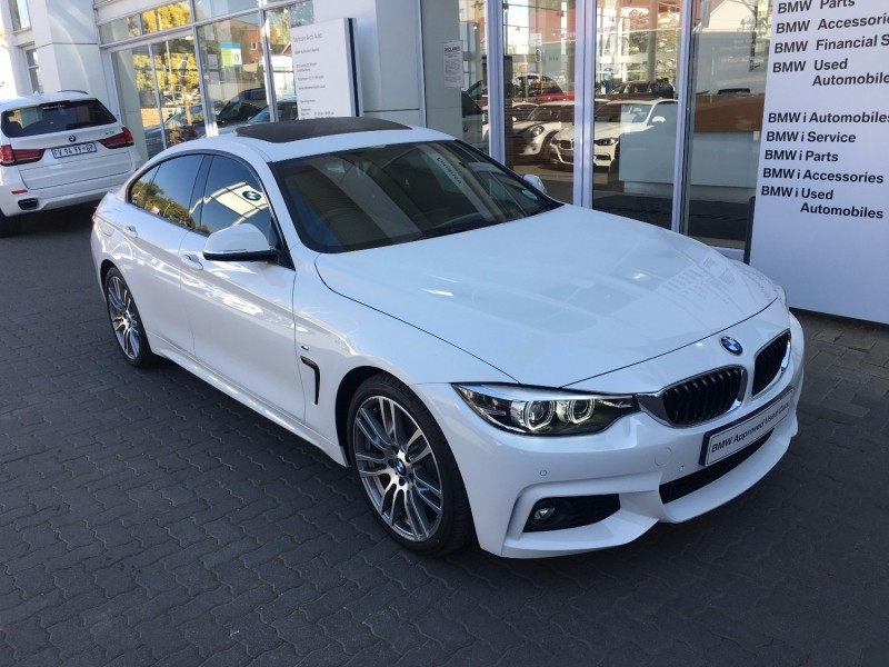 used bmw 4 series 420d gran coupe m sport auto for sale in gauteng id 2430004. Black Bedroom Furniture Sets. Home Design Ideas