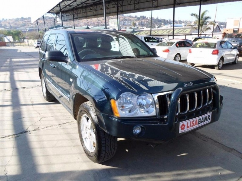 used jeep grand cherokee 5 7 hemi v8 ltd for sale in gauteng id 2430020. Black Bedroom Furniture Sets. Home Design Ideas