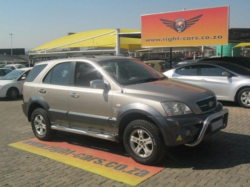used kia sorento 2 5 crdi 4x4 for sale in gauteng id 2433090. Black Bedroom Furniture Sets. Home Design Ideas
