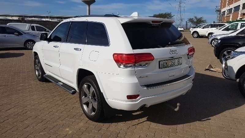 used jeep grand cherokee 3 6 overland for sale in eastern cape id 2433092. Black Bedroom Furniture Sets. Home Design Ideas