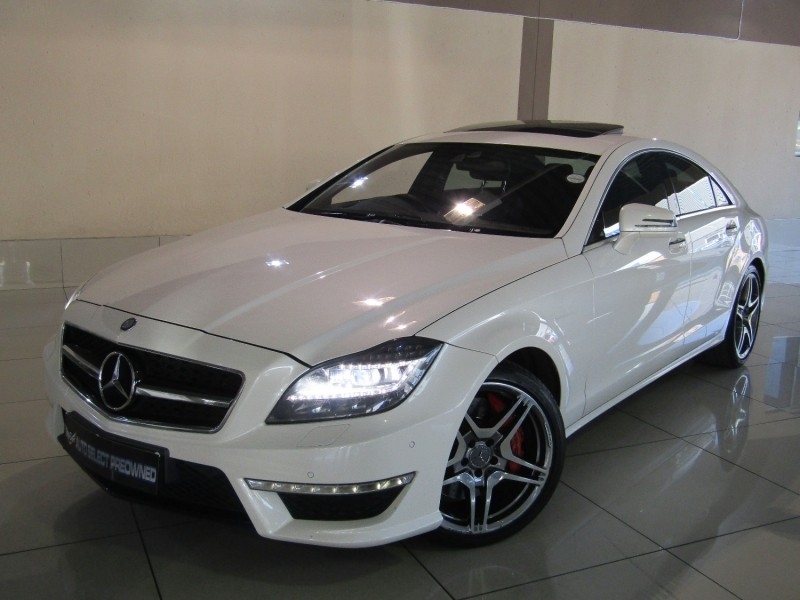 used mercedes benz cls class cls 63 amg for sale in gauteng id 2435402. Black Bedroom Furniture Sets. Home Design Ideas
