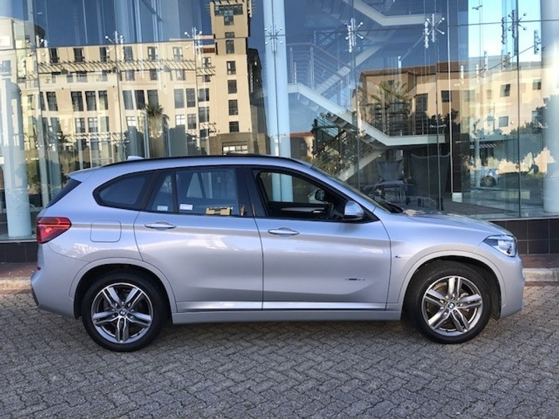 used bmw x1 sdrive18i m sport for sale in western cape. Black Bedroom Furniture Sets. Home Design Ideas