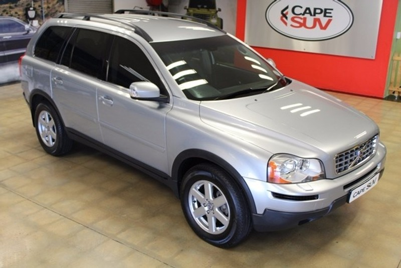 used volvo xc90 d5 a t for sale in western cape id 2437646. Black Bedroom Furniture Sets. Home Design Ideas