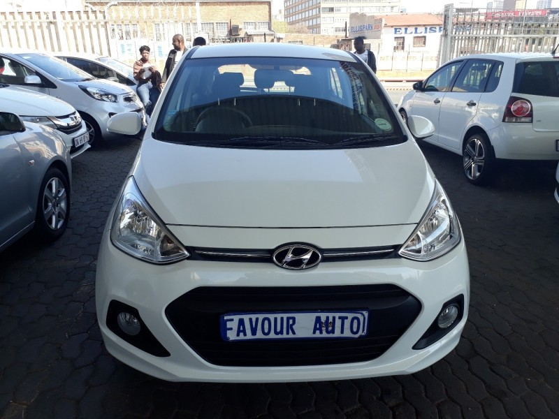 Used Hyundai I10 1 2 Gls For Sale In Gauteng