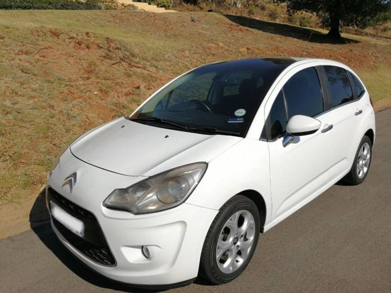 used citroen c3 1 4 vti seduction for sale in gauteng id 2442202. Black Bedroom Furniture Sets. Home Design Ideas