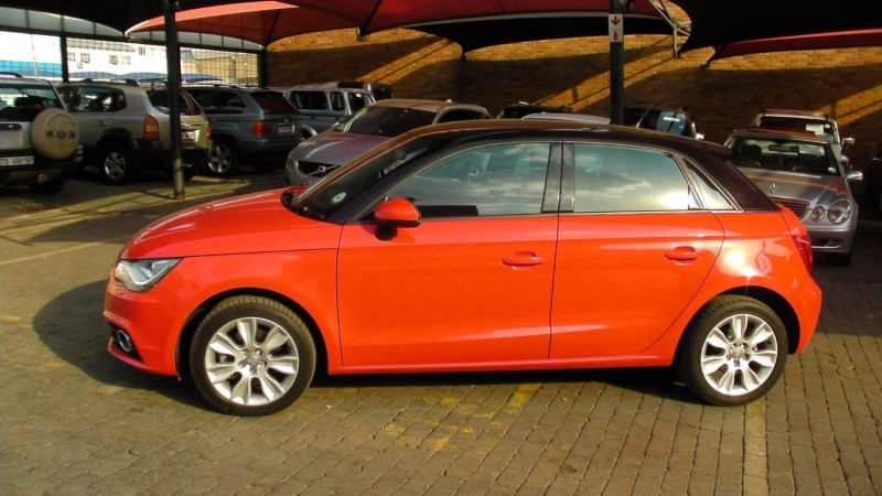 Used audi a1 for sale in johannesburg 16