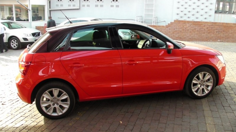 2012 audi a1 for sale in gauteng 15