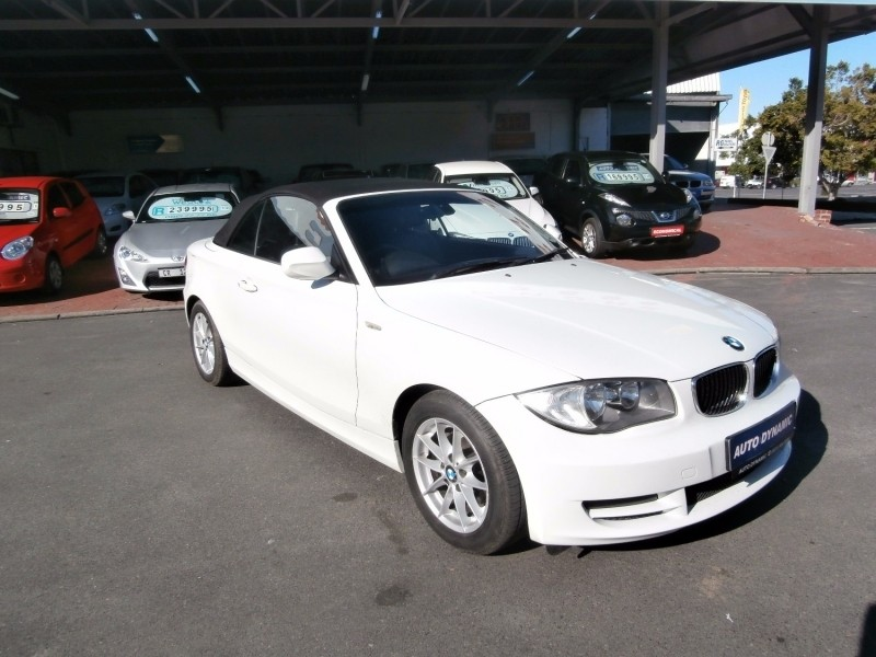 used bmw 1 series 120i convertible for sale in western. Black Bedroom Furniture Sets. Home Design Ideas