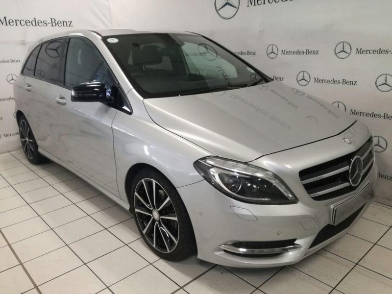 Used mercedes benz b class b 180 be a t for sale in for Mercedes benz claremont