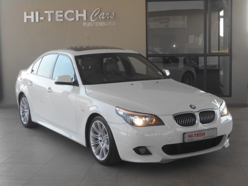 used bmw 5 series 523i m sport a t e60 for sale in north. Black Bedroom Furniture Sets. Home Design Ideas