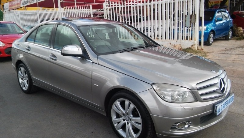 used mercedes benz c class c200 auto for sale in gauteng