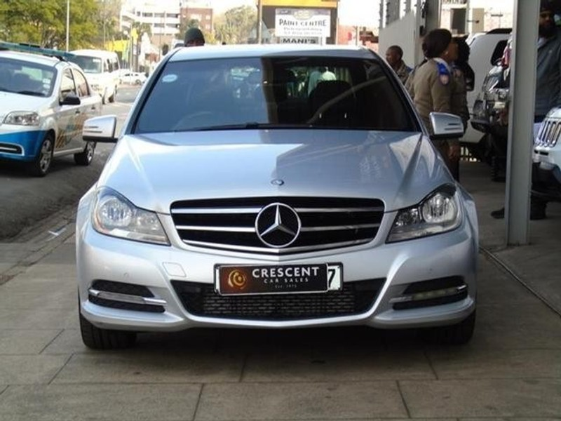 Used Mercedes Benz C Class C200 Be Avantgarde A T For Sale