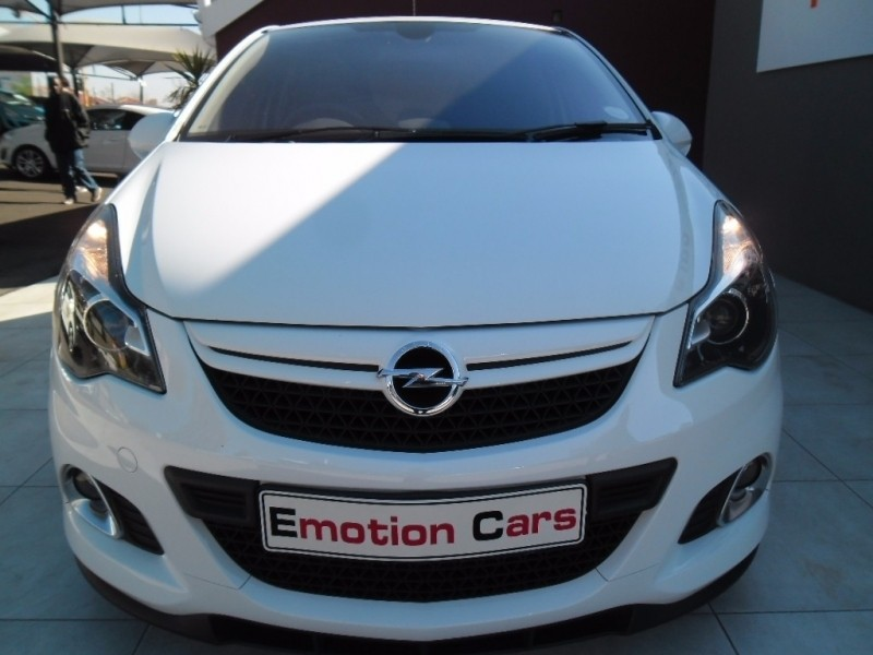 used opel corsa 1 6 opc nurburgring edition low km 39 s gti eater for sale in gauteng. Black Bedroom Furniture Sets. Home Design Ideas