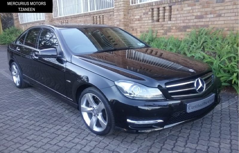 Used Mercedes Benz C Class C200 Be Classic A T For Sale In