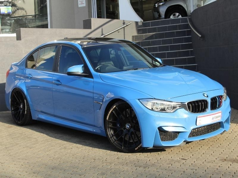 Used Bmw M3 M3 For Sale In Gauteng Cars Co Za Id 2450990