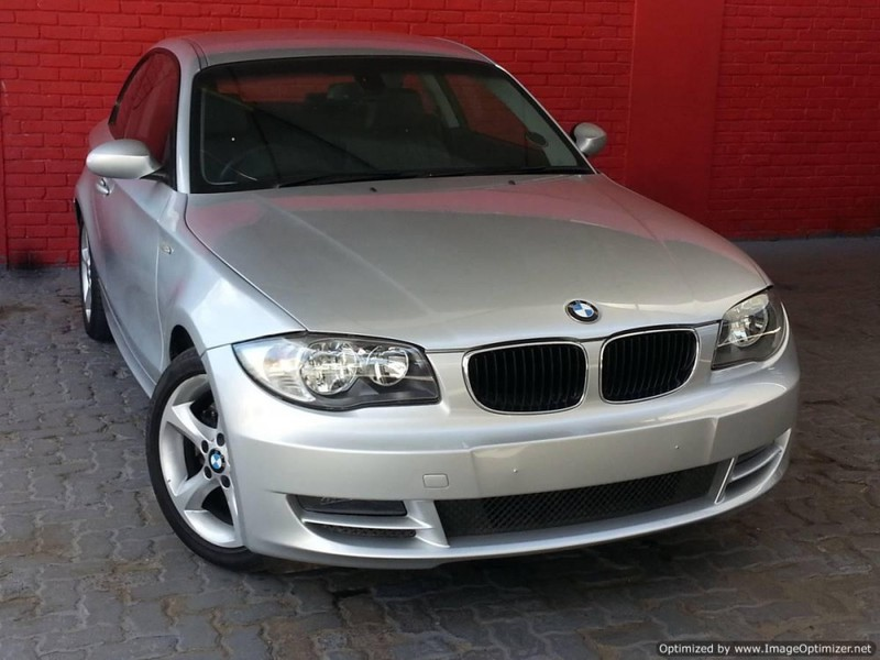 used bmw 1 series 120d coupe sport for sale in gauteng id 2451038. Black Bedroom Furniture Sets. Home Design Ideas