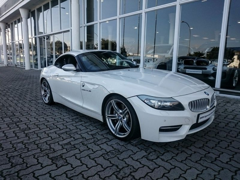 Used Bmw Z4 Sdrive 35i M Sport Auto For Sale In Western