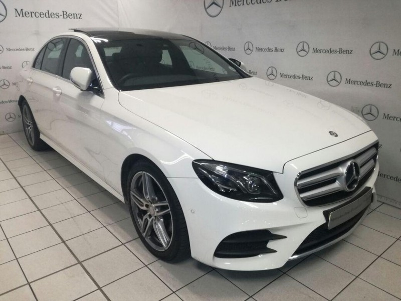 Used mercedes benz e class e 350d amg for sale in western for Mercedes benz claremont
