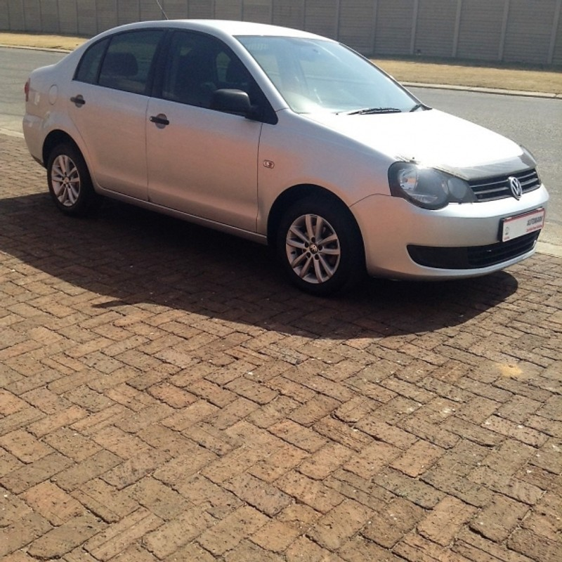 Used Volkswagen Polo Vivo 1 6 For Sale In Gauteng Cars