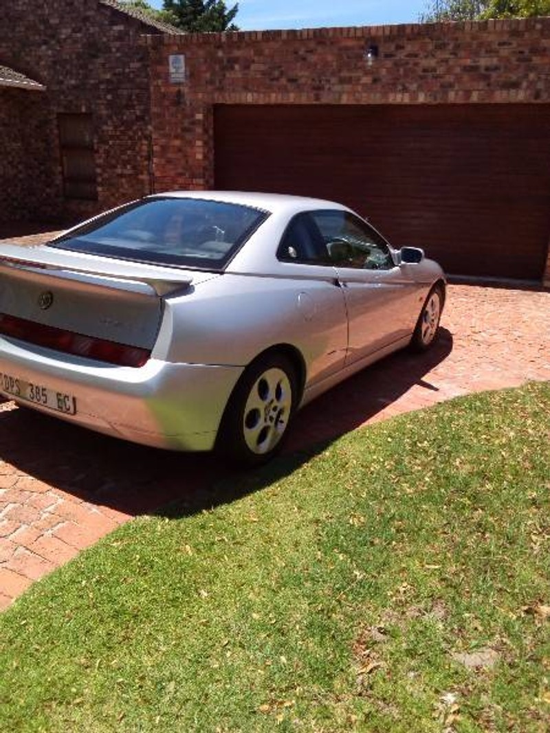 used alfa romeo gtv v6 3 0 for sale in eastern cape id 2453352. Black Bedroom Furniture Sets. Home Design Ideas