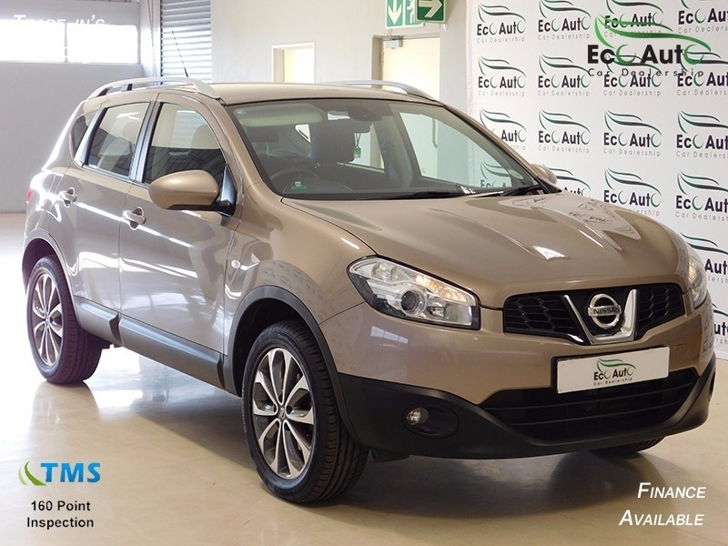 Used Nissan Qashqai 2 0 Acenta Cvt For Sale In Gauteng