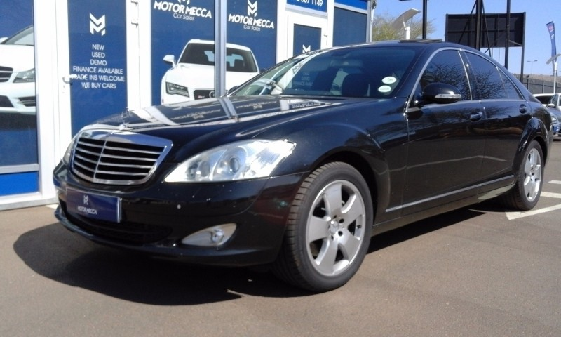 Used mercedes benz s class s 350 for sale in gauteng for Mercedes benz 2007 s550 for sale