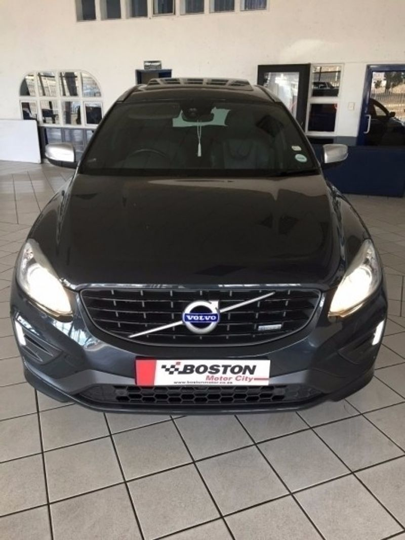 used volvo xc60 d4 r design for sale in gauteng id 2455794. Black Bedroom Furniture Sets. Home Design Ideas
