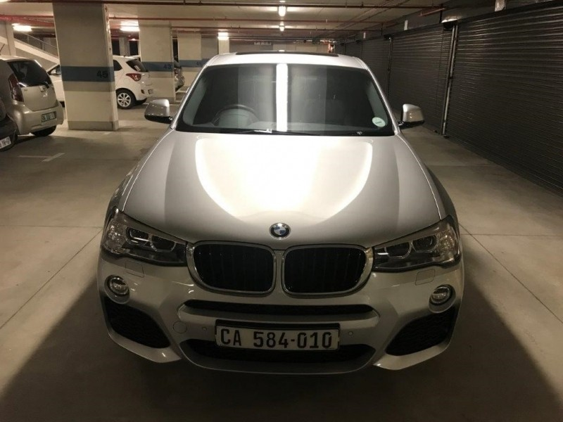 used bmw x4 xdrive20d m sport call ken 0710653440 for sale in western cape id 2456140. Black Bedroom Furniture Sets. Home Design Ideas