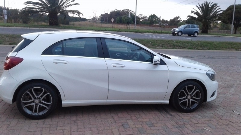 Used mercedes benz a class a200 2014 for sale in gauteng for Used mercedes benz a class for sale
