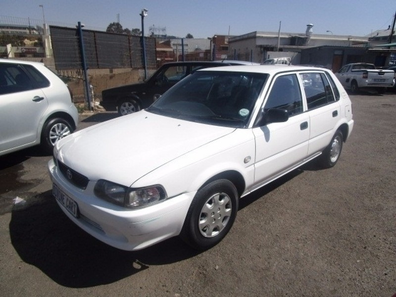Used Toyota Tazz 130 For Sale In Gauteng