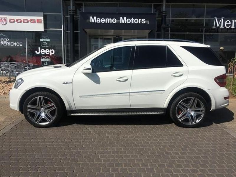 Used mercedes benz m class ml 63 amg for sale in north for Mercedes benz ml350 amg for sale