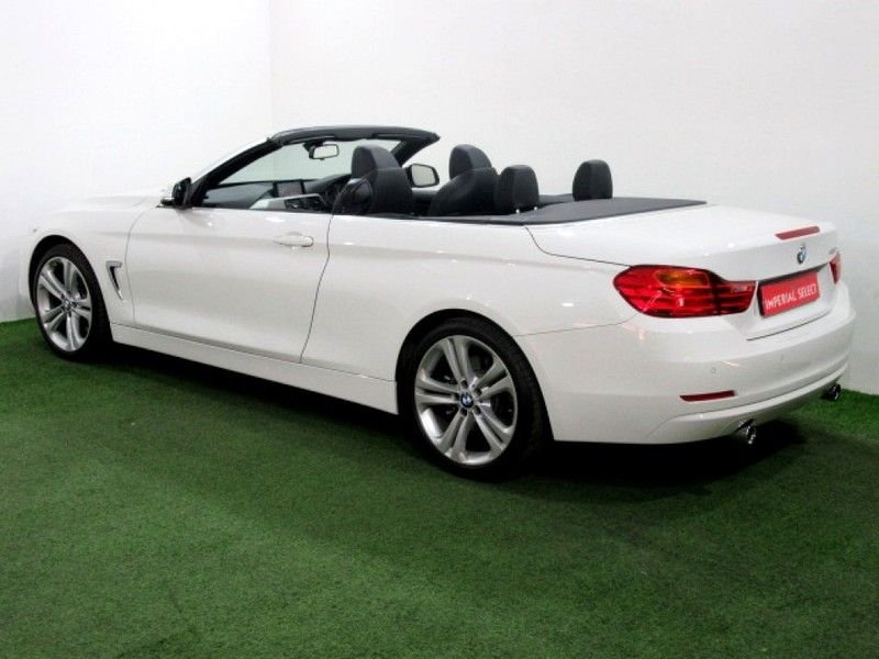 used bmw 4 series 435i convertible auto for sale in gauteng id 2465310. Black Bedroom Furniture Sets. Home Design Ideas