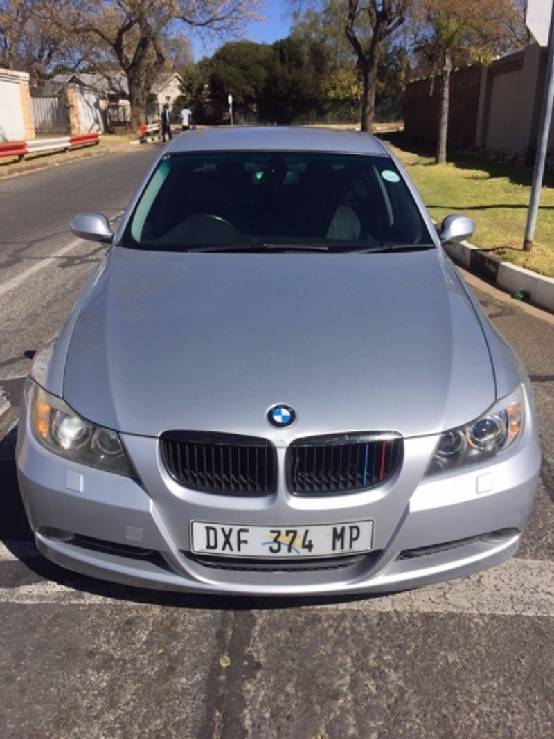 used bmw 3 series 320d a t e90 for sale in gauteng id 2468156. Black Bedroom Furniture Sets. Home Design Ideas