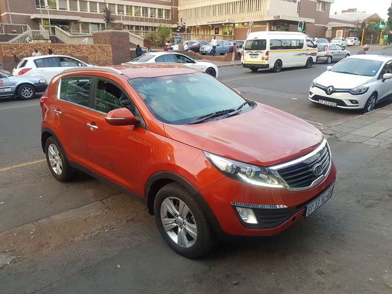 used kia sportage 2 0 4x4 for sale in gauteng id 2471914. Black Bedroom Furniture Sets. Home Design Ideas
