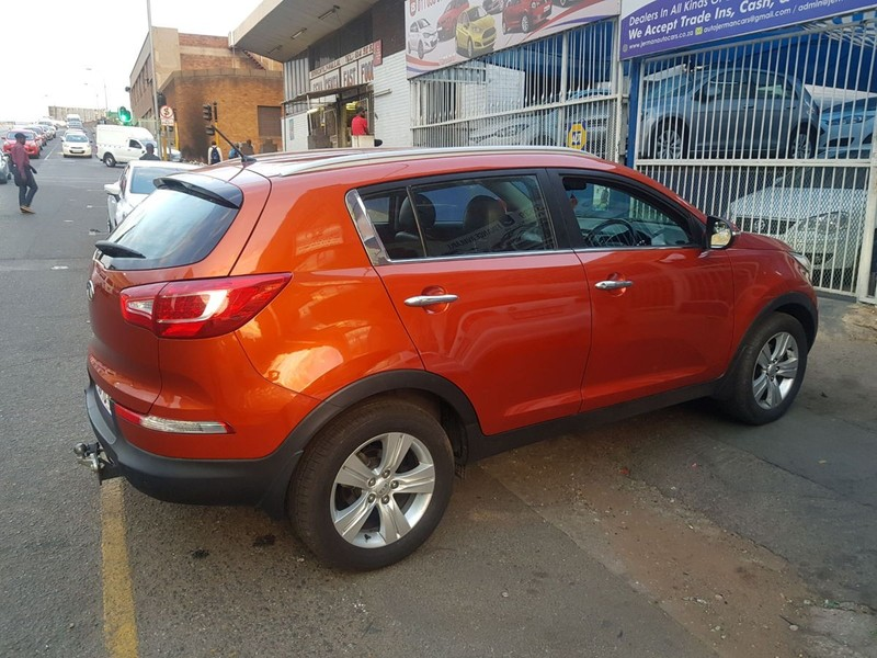 used kia sportage 2 0 4x4 for sale in gauteng. Black Bedroom Furniture Sets. Home Design Ideas