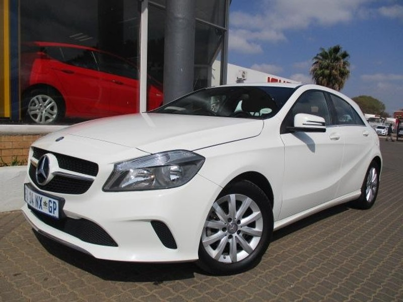 Used mercedes benz a class a 200 style auto for sale in for Mercedes benz pretoria