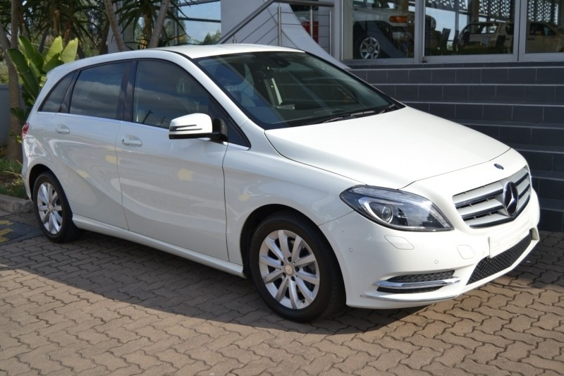 Used mercedes benz b class b 200 auto for sale in kwazulu for Used mercedes benz b class for sale