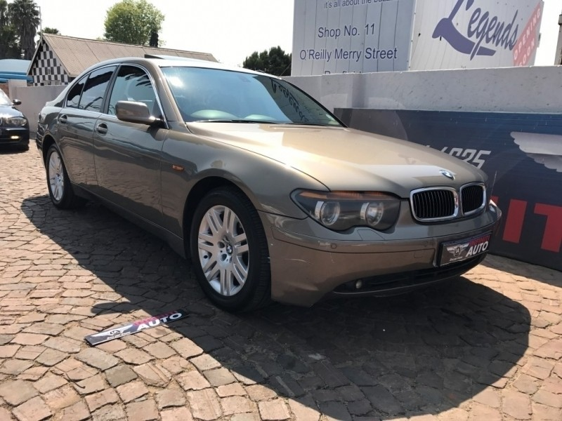 used bmw 7 series 745i e23 for sale in gauteng. Black Bedroom Furniture Sets. Home Design Ideas