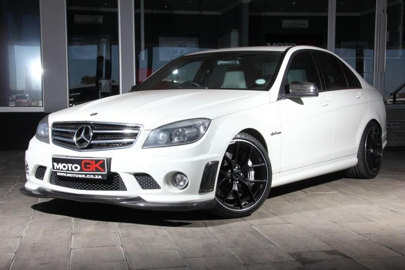 used mercedes benz c class c63 amg for sale in north west province id 2480598. Black Bedroom Furniture Sets. Home Design Ideas