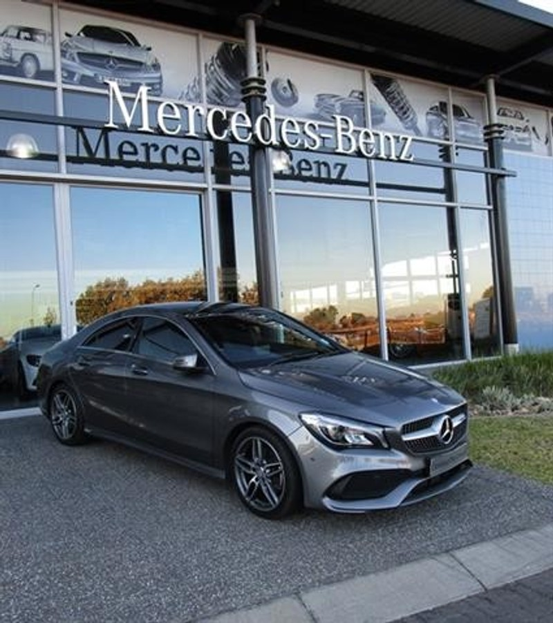 Used mercedes benz cla class 220d amg auto for sale in for Cla mercedes benz for sale