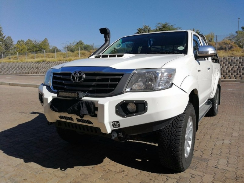 used toyota hilux raider xtra cab 4x4 p u s c for sale in western cape id. Black Bedroom Furniture Sets. Home Design Ideas