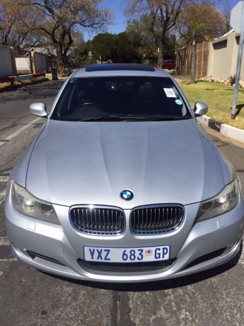 used bmw 3 series 325i a t e90 for sale in gauteng. Black Bedroom Furniture Sets. Home Design Ideas