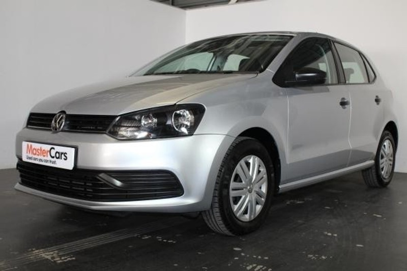 Used Volkswagen Polo 1 2 Tsi Trendline 66kw For Sale In