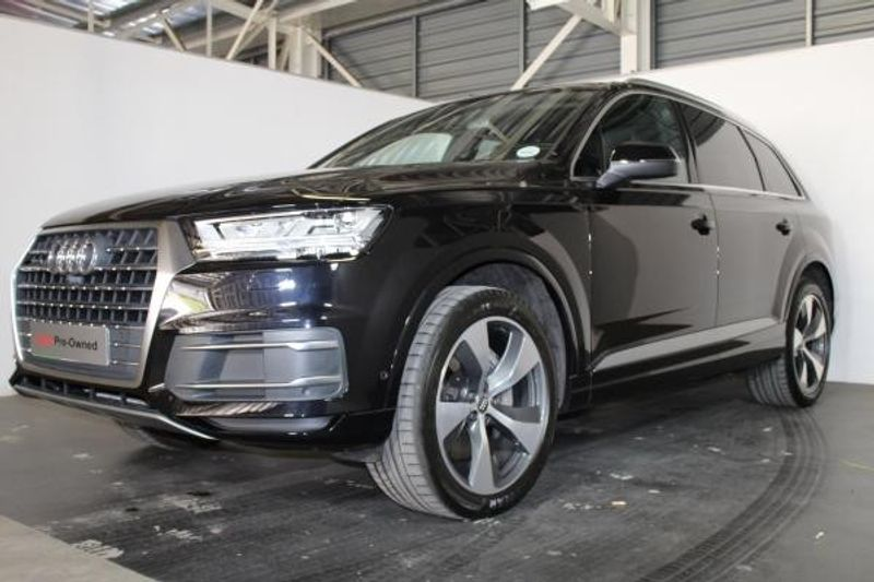 Used Audi Q7 3.0 TDI V6 Quattro TIP for sale in Eastern Cape - Cars.co.za (ID:2484314)