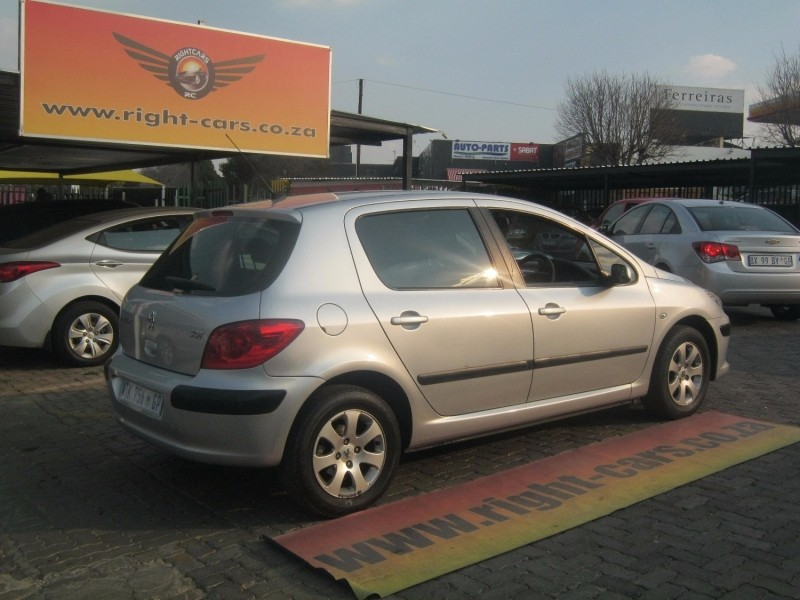 Used Peugeot 307 1 6 X Line For Sale In Gauteng Cars Co